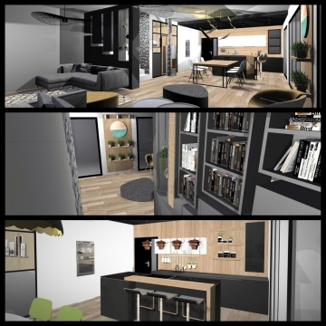 Décorations mini_007_atelier_helen_b_helene_barbato_architecte_decorateur_interieur_verriere_haut_de_gamme_projet_3d_realisation_cuisine_toulouse_montauban_albi_gers.jpg - Decoration interieur toulouse