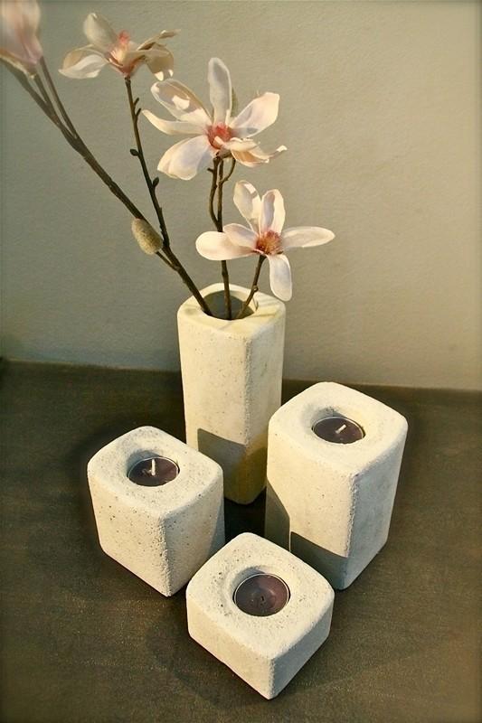 objet deco zen good idee with objet deco zen vase design bton origami objet dco pot gometrique. Black Bedroom Furniture Sets. Home Design Ideas