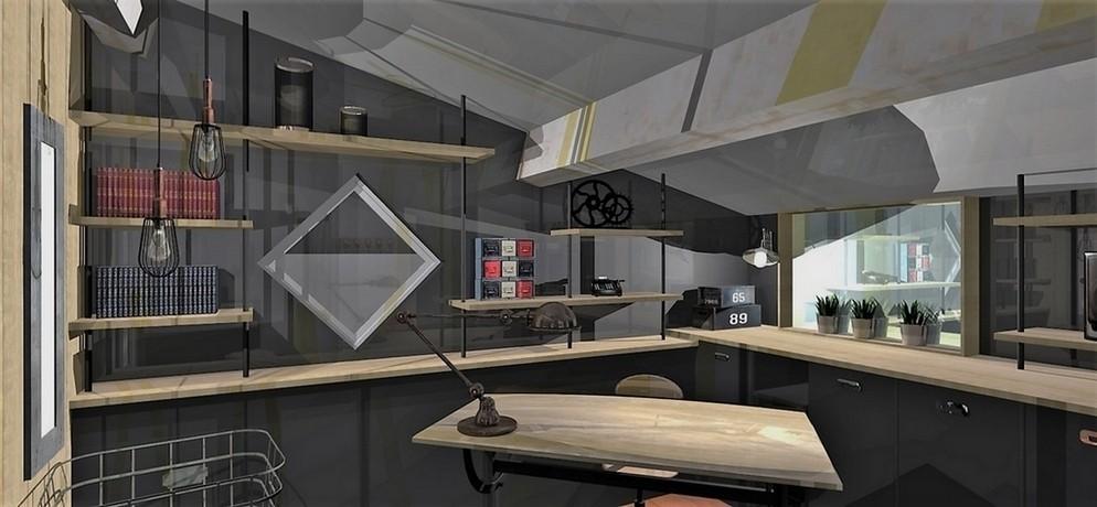 Atelier Helen B - Un univers Atelier industriel et Rock
