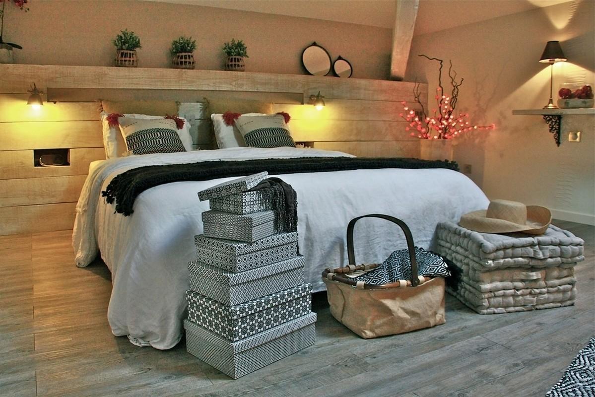 Atelier helen b une chambre nature et elegante - Deco chambre nature ...