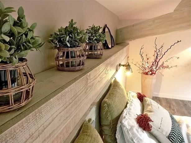 Atelier helen b une chambre nature et elegante - Deco chambre zen nature ...